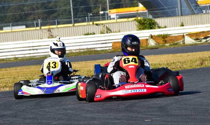 4-3カートレース64