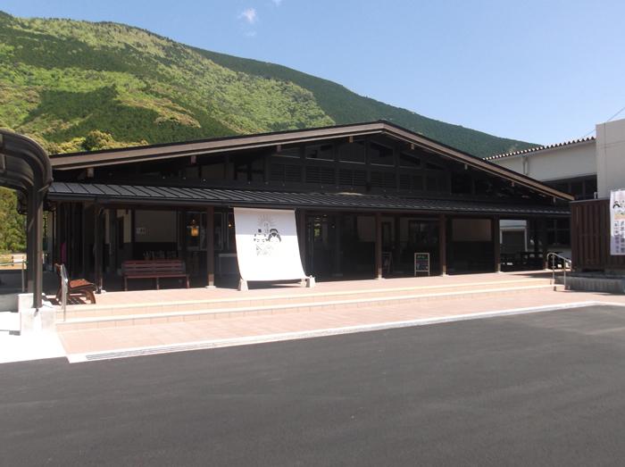 道の駅熊野 外観