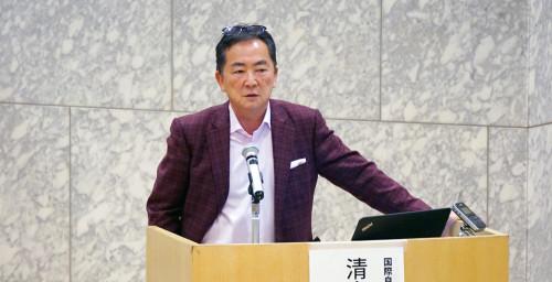 清水和夫氏(国際自動車ジャーナリスト)