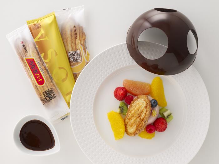 4種のうなぎパイ&メルティングショコラ
