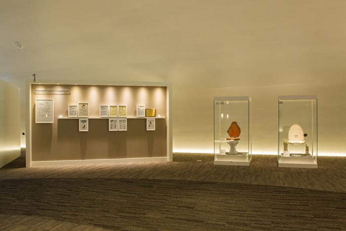 第1展示室 認定遺産